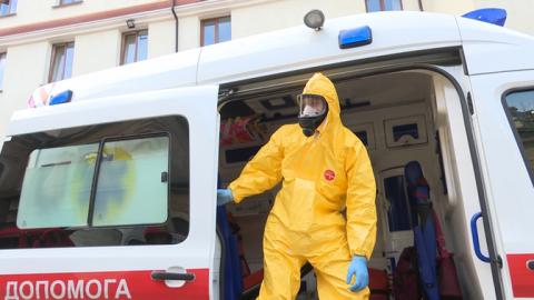 Coronavirus in Ukraine: Day 70