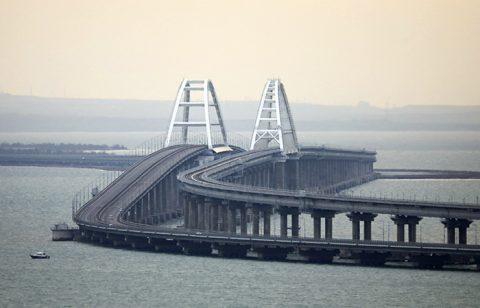 Crimean bridge put seaports on the brink of survival