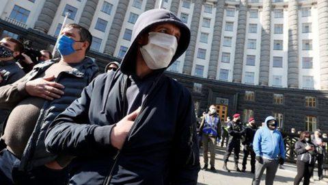 Coronavirus in Ukraine: Day 98