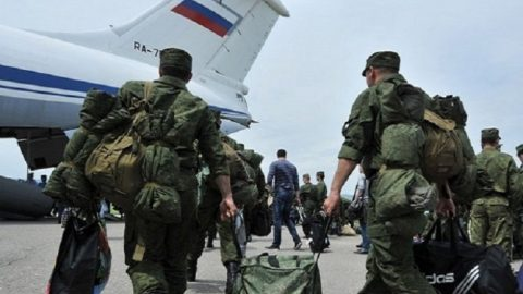 Russia uses private armies for waging hybrid wars