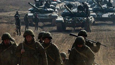 The military strength of the Russian troops in Crimea becomes known