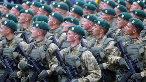 Russian military exercises near Ukraine border: NSDC promised an unexpected response