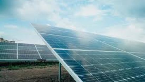 Naftogaz launches the first solar power station in Kharkiv region