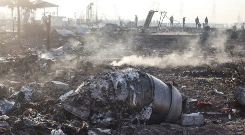 Crash of Ukraine's Flight PS752 in Iran: new details