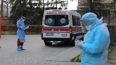 Coronavirus in Ukraine: Day 183