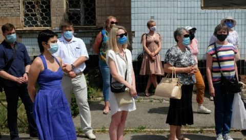 Coronavirus in Ukraine: Day 188