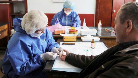 Coronavirus in Ukraine: Day 215