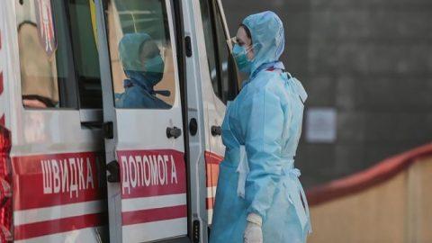 Coronavirus in Ukraine: Day 221