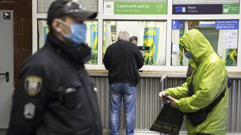 From tomorrow, you can get fined for not wearing a mask in Ukraine