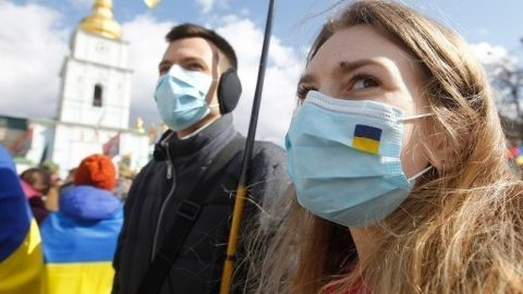 Coronavirus in Ukraine: Day 267