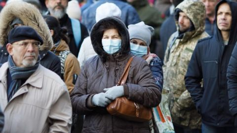Coronavirus in Ukraine: Day 268