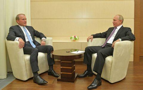 Putin's agent in Ukraine oligarch Medvedchuk increases his fortune