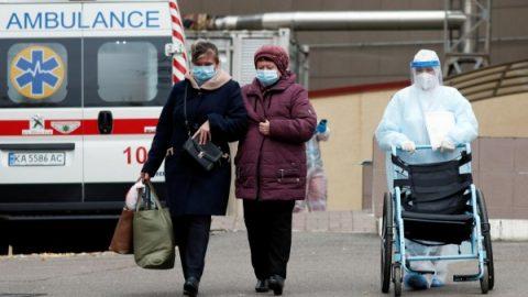 Coronavirus in Ukraine: Day 292