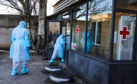 Coronavirus in Ukraine: Day 303