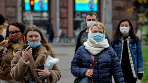 Coronavirus in Ukraine: Day 278