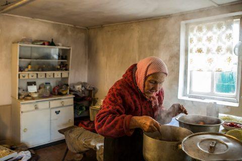 World press coverage on Ukraine