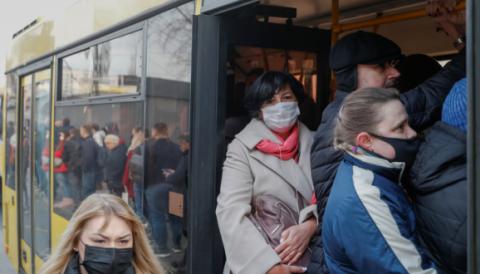 Coronavirus in Ukraine: Day 315