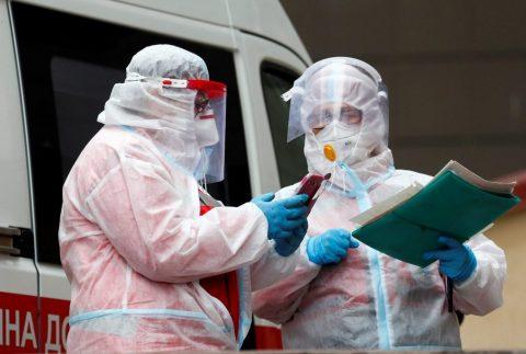 Coronavirus in Ukraine: Day 310