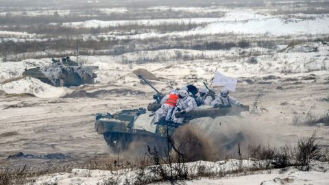 Russia – Ukraine war updates: daily briefings as of January 3, 2021