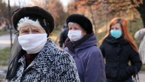 Coronavirus in Ukraine: Day 344