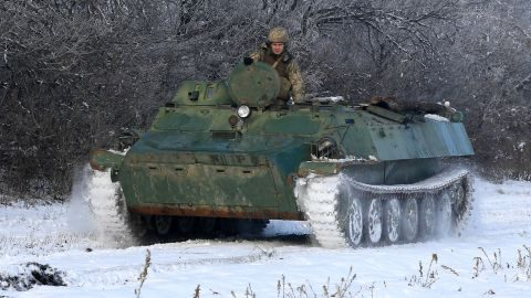 Russia – Ukraine war updates: daily briefings as of February 16, 2021
