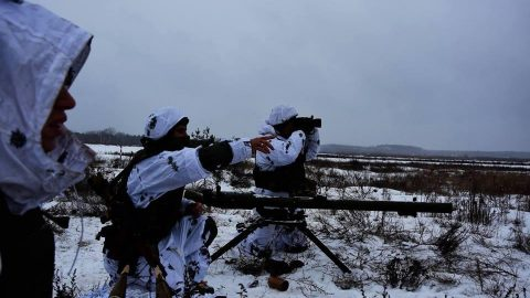 Russia – Ukraine war updates: daily briefings as of February 2, 2021