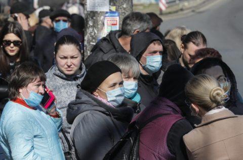 Coronavirus in Ukraine: Day 386