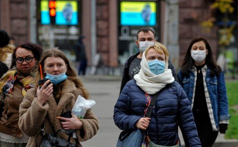 Coronavirus in Ukraine: Day 404