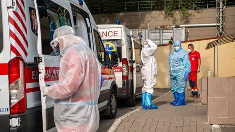 Coronavirus in Ukraine: Day 414