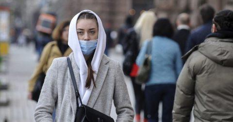 Coronavirus in Ukraine: Day 420