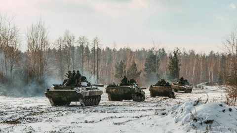 Defence Intelligence of the Ministry of Defense of Ukraine reports an increasing threat from Russia