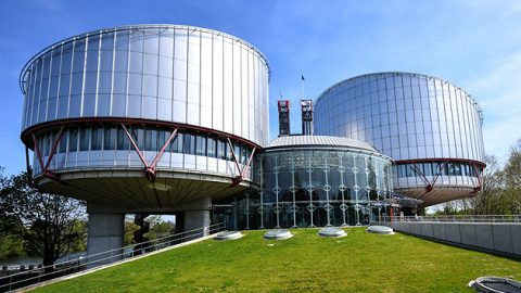 Russia's lawyers submit thousands of complaints against Ukraine to the European Court of Human Rights
