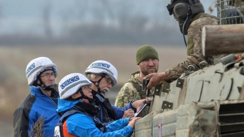 Russia cynically ignores OSCE requirements