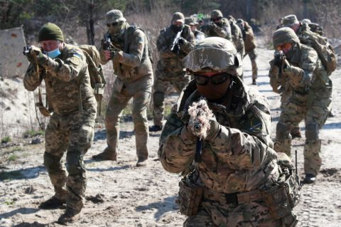 Russia – Ukraine war updates: daily briefings as of April 20, 2021