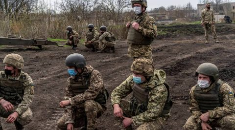 Russia – Ukraine war updates: daily briefings as of April 21, 2021