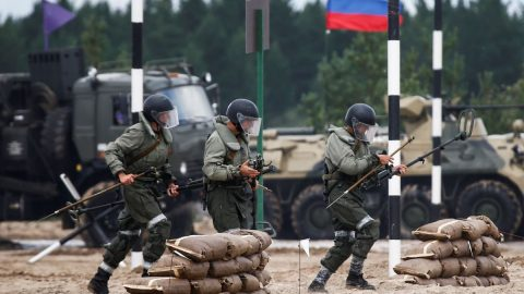 Russia – Ukraine war updates: daily briefings as of April 22, 2021