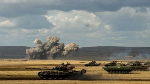 Russia – Ukraine war updates: daily briefings as of April 26, 2021