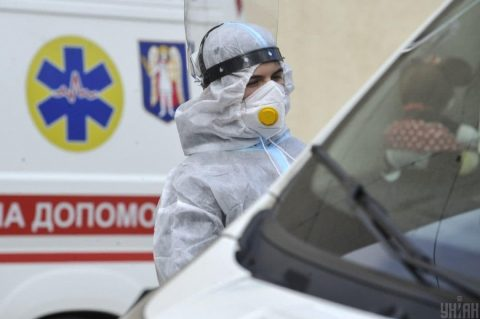 Coronavirus in Ukraine: Day 448
