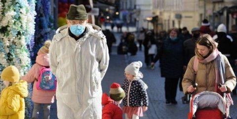 Coronavirus in Ukraine: Day 449