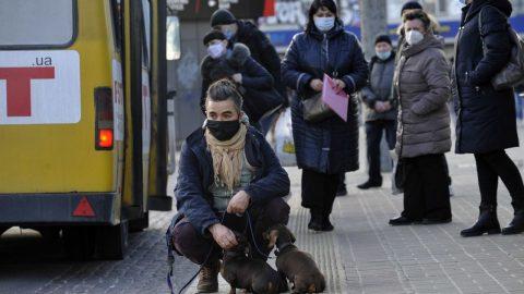 Coronavirus in Ukraine: Day 429