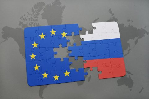 EU assumes that Russia is aiming to acquire a part of Donbas
