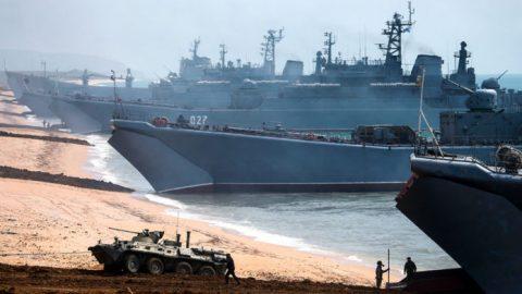 Sea loop: how the Kremlin prepares to block Ukrainian ports