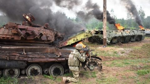 Russia – Ukraine war updates: daily briefings as of May 11, 2021