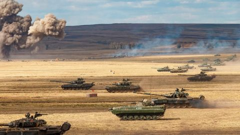 Russia – Ukraine war updates: daily briefings as of May 4, 2021
