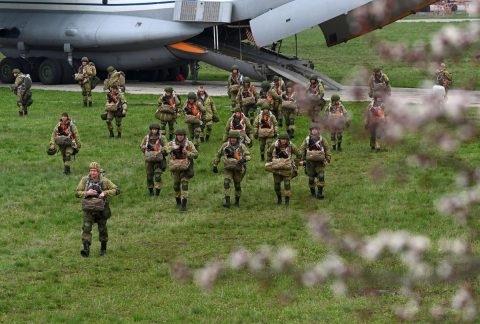 Withdrawal of Russian troops without withdrawal of troops
