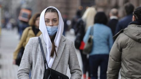 Coronavirus in Ukraine: Day 469