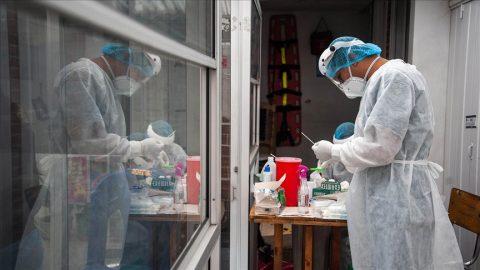 Coronavirus in Ukraine: Day 460