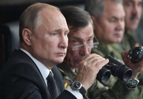 The 'Russian' War, State of Play and the Importance of Belarus