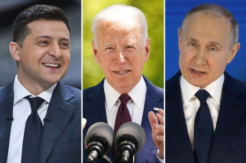U.S., Ukraine, Russia: The global forecast for the midterm period