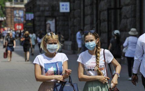Coronavirus in Ukraine: Day 502